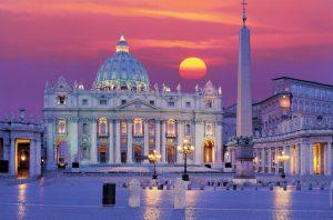 basilica di san pietro nel Vaticano, cuore del Cristianesimo