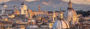 vista di Roma, Piazza Venezia e il Vittoriano